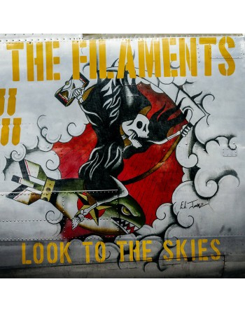"""THE FILAMENTS - """"Look to the skies"""" Vinyl"""