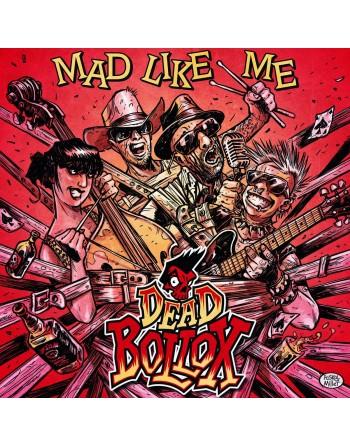 """Dead Bollox """" Mad like me """"  Vinyl"""