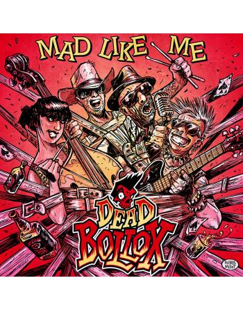 "Dead Bollox "" Mad like me "" CD"
