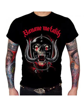 "BANANE METALIK - ""MotörBM"" men T-shirt"