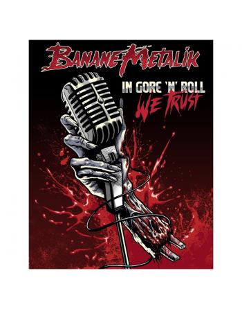 "BANANE METALIK - ""In Gore'n'Roll we trust"" Artbook"